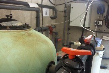 Tratamiento de Agua en Piscina